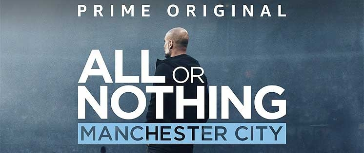 ''All Or Nothing: Manchester City'': Amazon-Doku vor dem Start