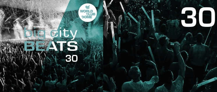 Big City Beats 30: EDM-Compilation zu gewinnen