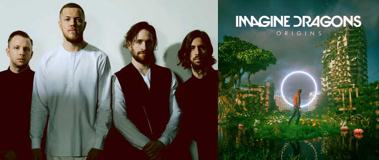 Imagine Dragons mit Hit-Nachschub fürs Formatradio