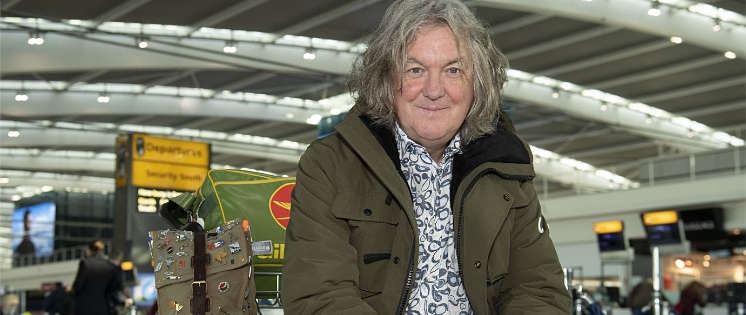 Our Man In... Japan: Amazon dreht neue Dokuserie mit James May