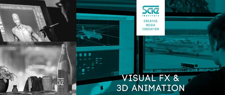 Studium mit Potenzial: SAE Institute bildet Visual-Effects-Profis aus