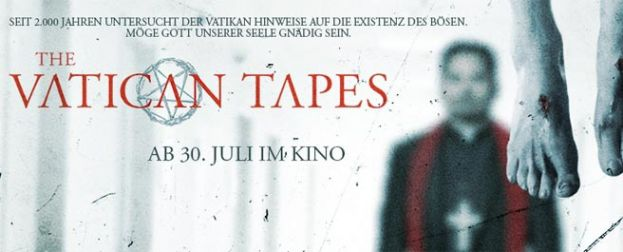 The Vatican Tapes: Ab 30. Juli im Kino