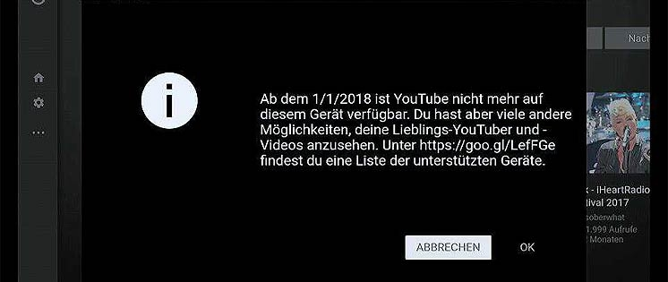 Google will YouTube für Amazon-Geräte sperren