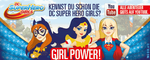 DC SUPER HERO GIRLS gratis online schauen