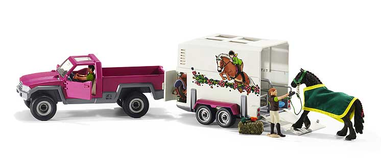 Schleich Pick-up Set
