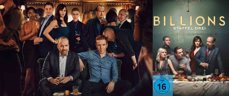 Billions: Prominente Neuzugänge in Staffel 5