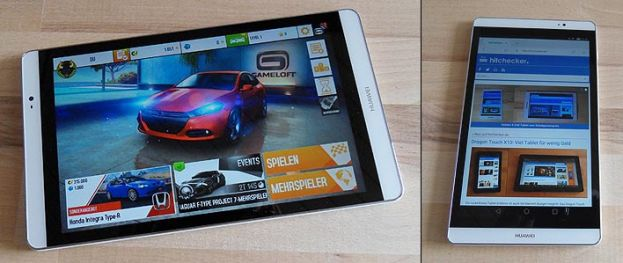 MediaPad M2 8.0: High-End-Feeling in der Tablet-Mittelklasse