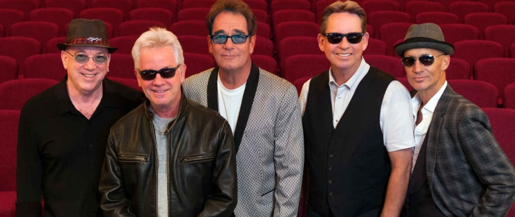 Huey Lewis & The News feiern Comeback
