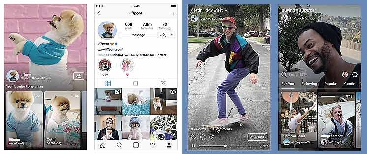 IGTV: Instagram greift YouTube an