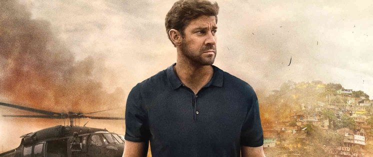 Jack Ryan auf neuer Mission bei Amazon Prime Video
