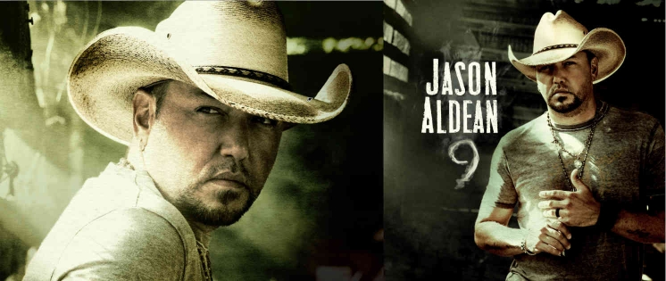 Neues Album von Country-Superstar Jason Aldean - Hitchecker.de
