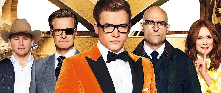Neu auf DVD und Blu-ray: Kingsman – The Golden Circle