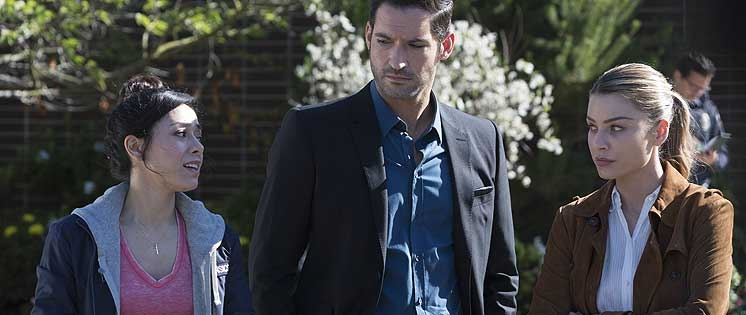 Lucifer: Staffel 4 bei Amazon Prime Video