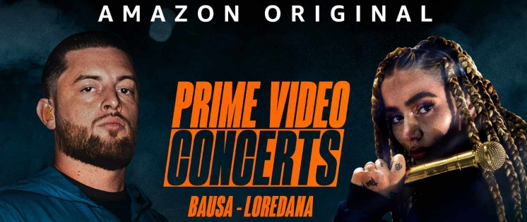 Prime Video Concerts: Amazon startet neue Konzertreihe