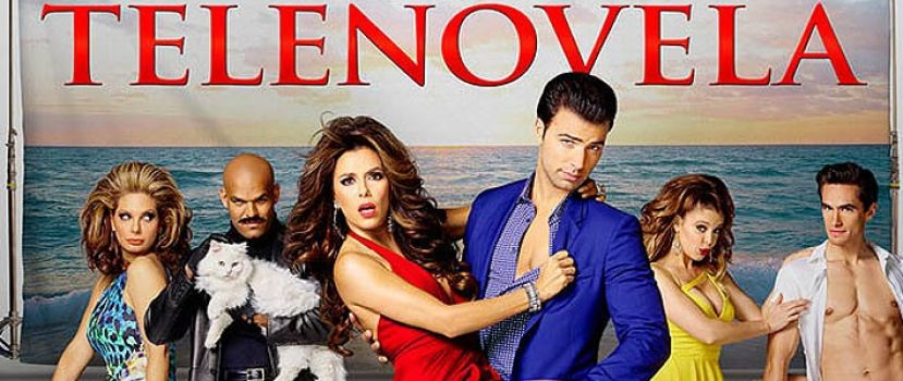 First Look: Comeback von Eva Longoria in ''Telenovela''