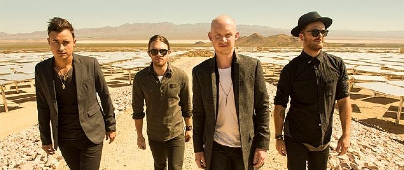 The Fray mit Stangenware von Ryan Tedder