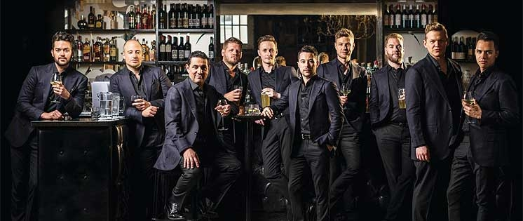The Ten Tenors: Konzerttickets zu gewinnen