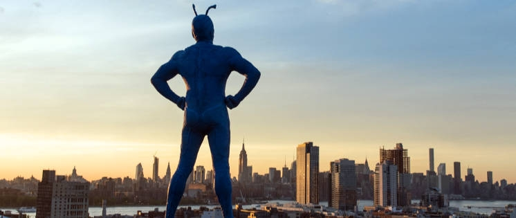 The Tick: Amazon stellt Superhelden-Comedy ein