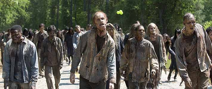 The Walking Dead: AMC bestellt achte Staffel